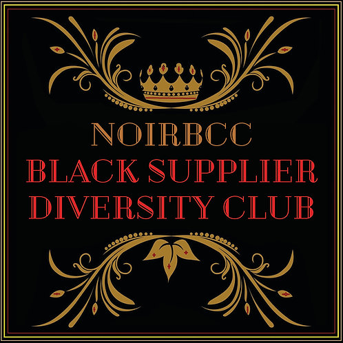 Black Supplier Diversity Club