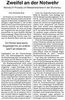 Messerstecherei München Notwehr
