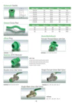 ขนาดข้อต่อท่อPPR แบบ PN10 และ PN20 - 5