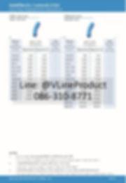 ข้อต่อpvc ข้อต่อพีวีซี อุปกรณ์สีฟ้า SCG น้ำไทย - 8