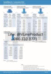 ข้อต่อpvc ข้อต่อพีวีซี อุปกรณ์สีฟ้า SCG น้ำไทย - 10