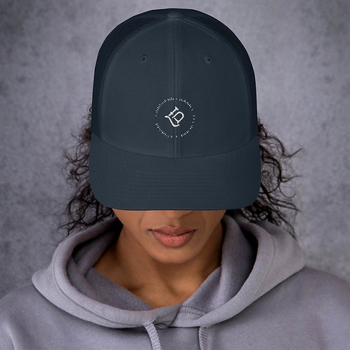 Loyal Design Brand Trucker Hat