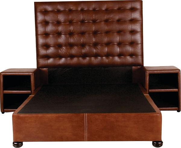 Buffalo headboard dark brown.jpg