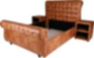 buffalo camel sleigh bed.jpg