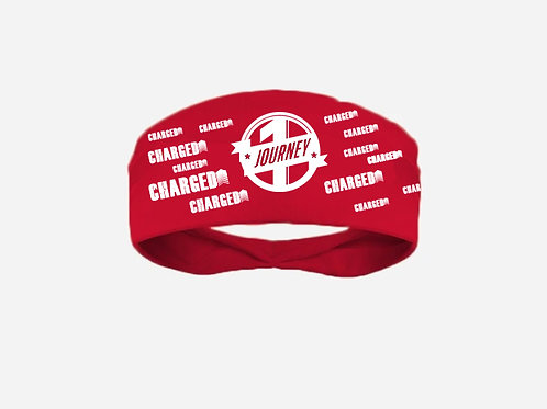Red Charged Up Headband