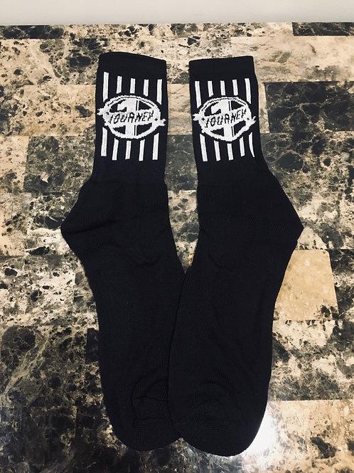 One Journey Socks (Black)