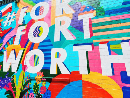 The Most Instagramable Spots in Fort Worth: where to go for the most eye catching pictures