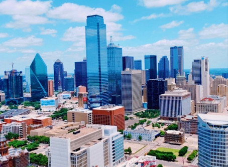 The Most Scenic Views in Dallas: where to see Dallas at its finest