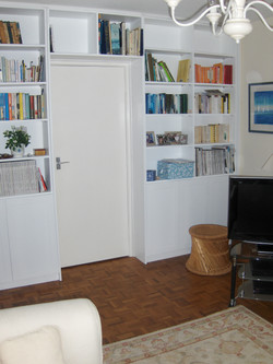 Book cases by Inwood Design