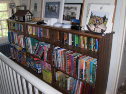 Book cases at Inwood Design