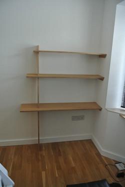 Shelves at Inwood Design