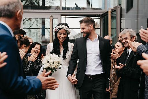 Fotograf Hochzeit Drohne