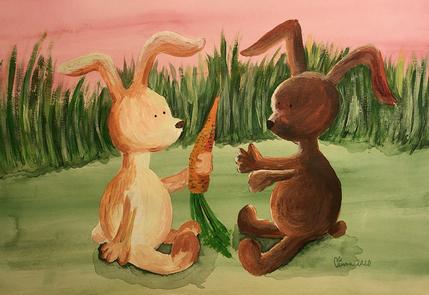 Puput ja porkkana