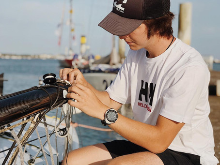 A race against time for the Mini Transat