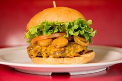 Hot Stuff Burger