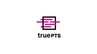 truePTS logo