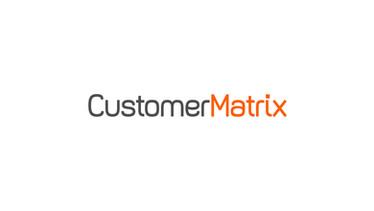 CustomerMatrix logo