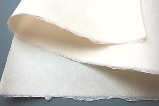 'Washi Printmaking Paper, No.8 UP01CW.jp