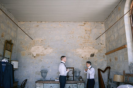 Wallalong House Wedding
