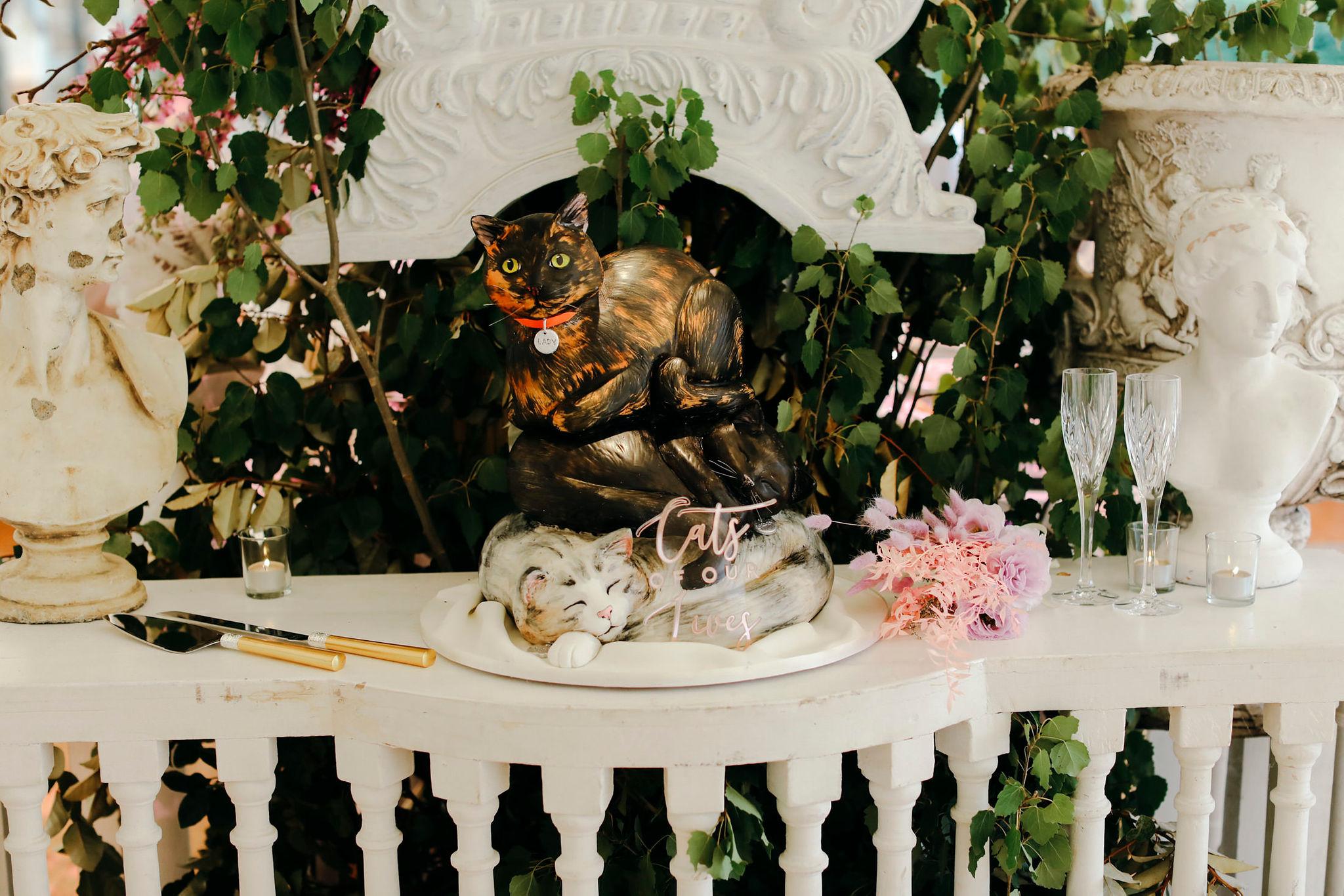 Cake Salon Wedding Cake