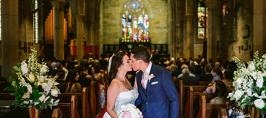 Sydney Church Wedding