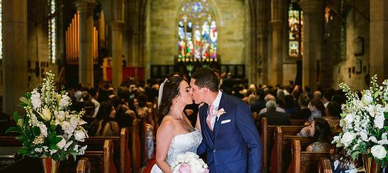 Sydney Church Wedding