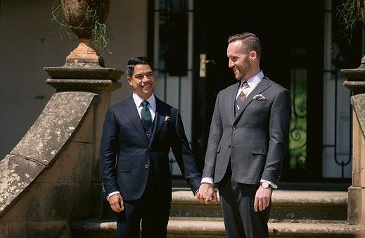 Same-sex Wedding Ceremony