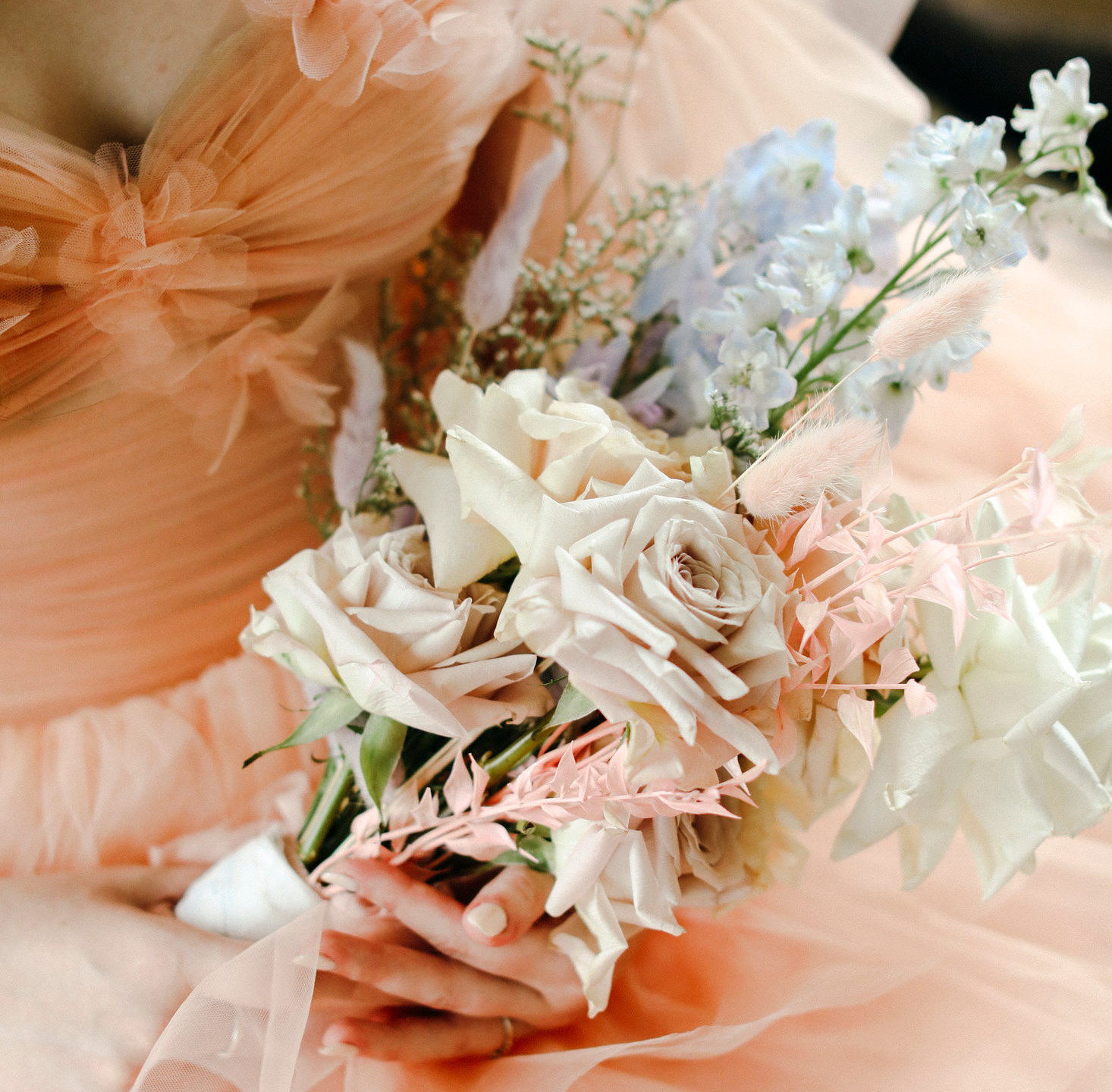 She Designs Wedding Bouquet