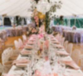 California Tent Wedding