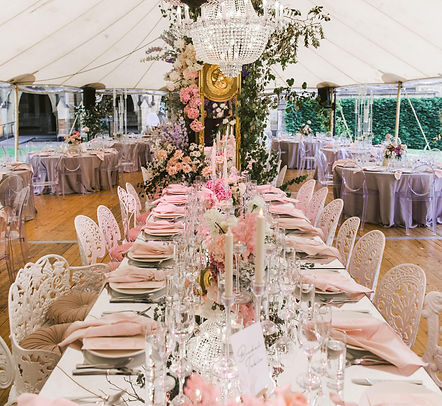 California Tent Wedding