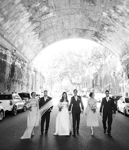 The Rocks Sydney Wedding