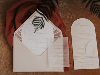 How to Save on your Wedding Stationery without Sacrificing Style
