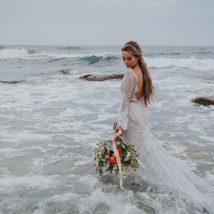 Trash the Dress Bride
