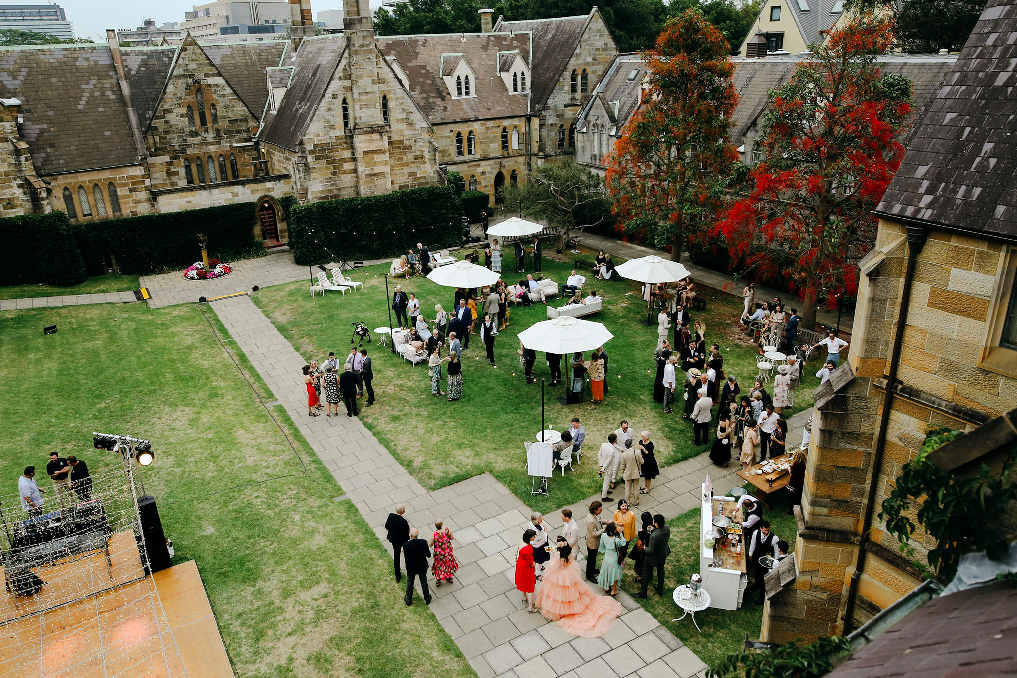 St Paul's College Sydney