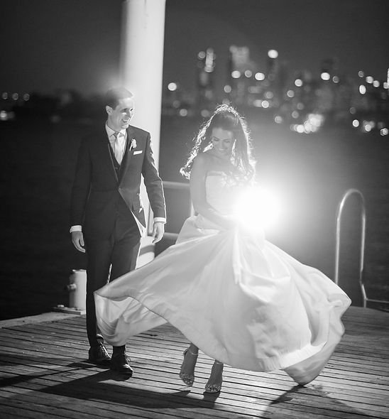 Sydney Harbour Wedding