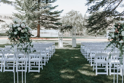 Bendooley Lakeside Wedding