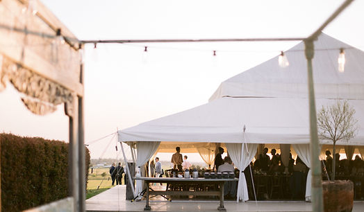 Hamptons Tent Wedding