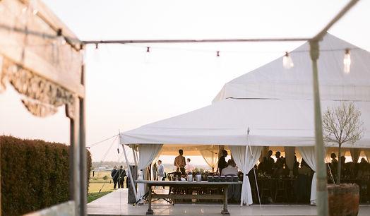 Hamptons Tent Wedding