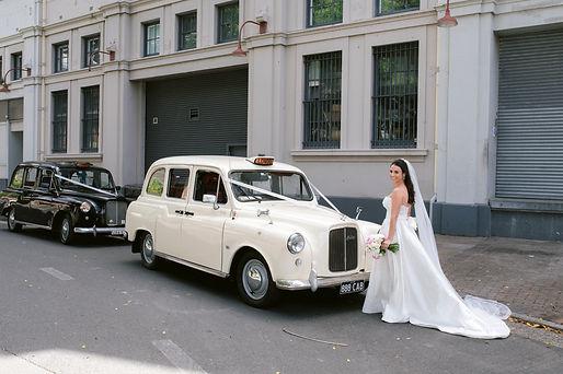 Sydney London Cabs