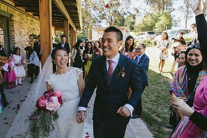 Mali Brae Farm Wedding