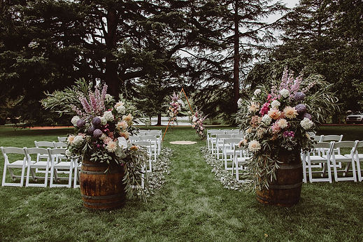 Boho Wedding Styling