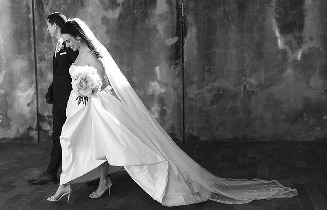 Sydney Bride and Groom