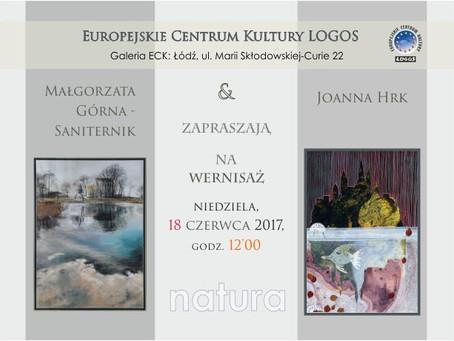 NATURA - Europejskie Centrum Kultury Logos