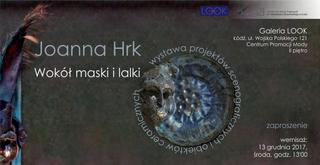 zaproszenie_Joanna_Hrk_wokół_maski_i_lalki