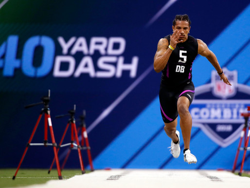 SCOUTING COMBINE AND GAME PERFORMANCE