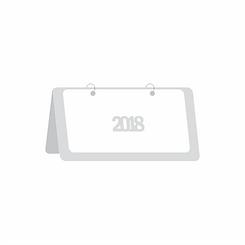 Акриловый календарь