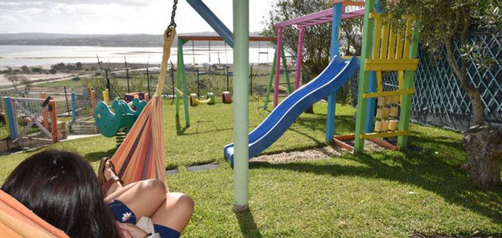 Playground: family friendly villa in Portugal