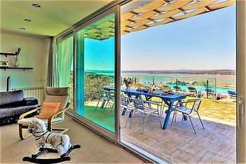 living room views and sun terrace