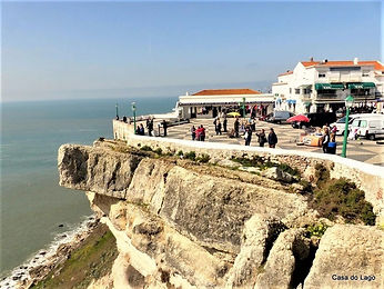 beach holidays in Portugal, Nazareth