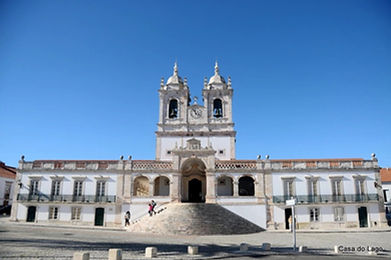 Sanctuary of Our Lady of Nazareth, Silver Coast, Portugal